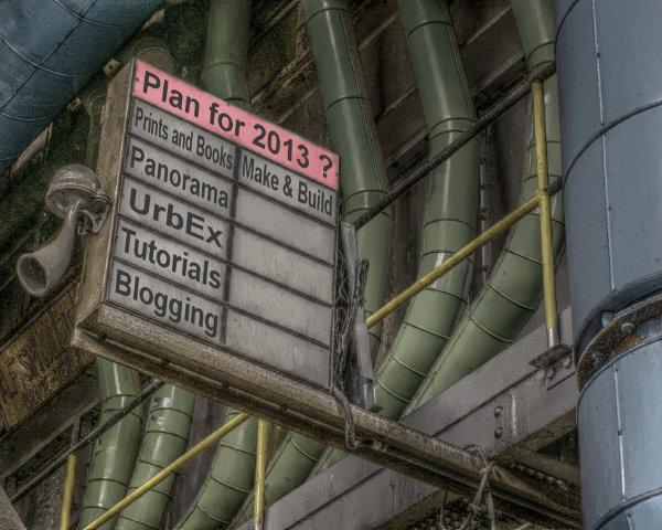 Ziele für 2013